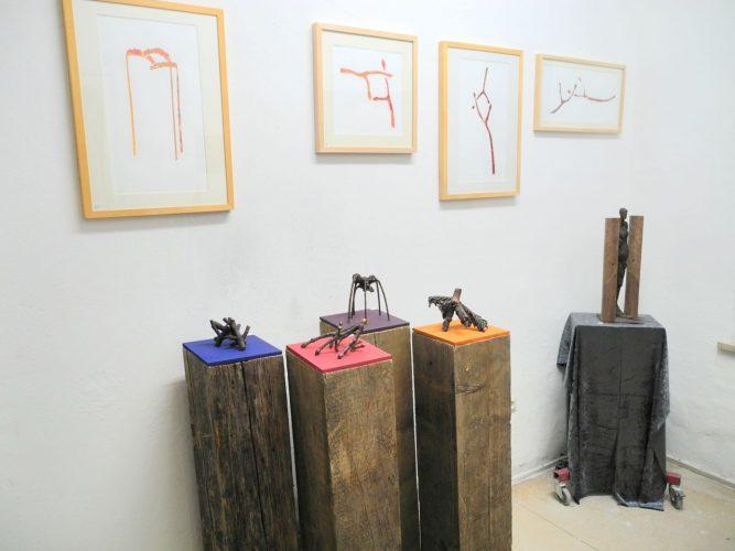 Kunst in Sendling, offene Ateliertage