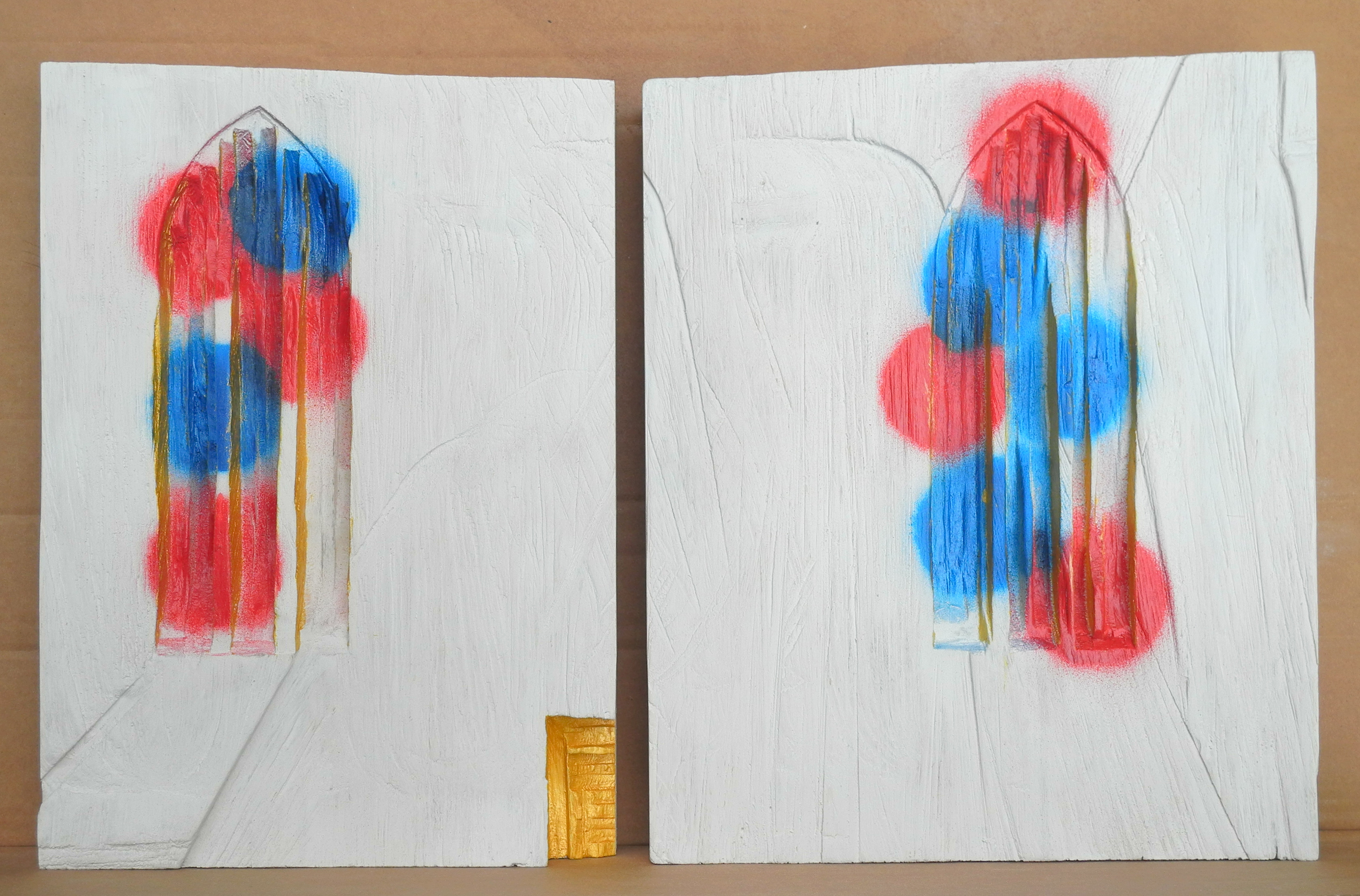 Bogenrelief I