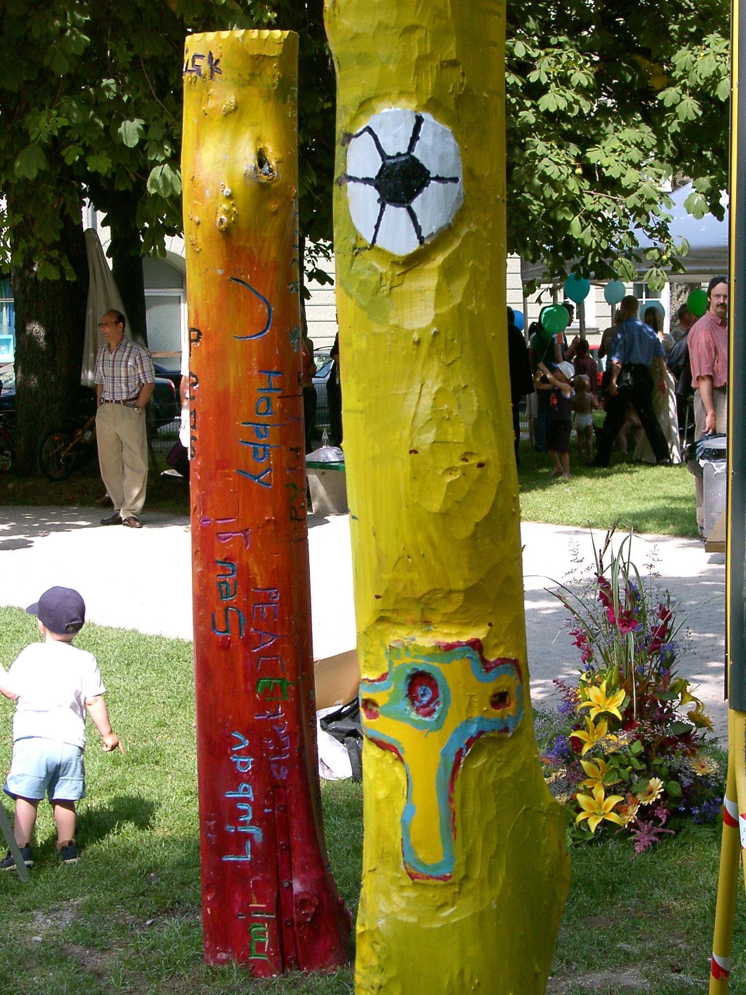 Spielplatz Gollierplatz, München