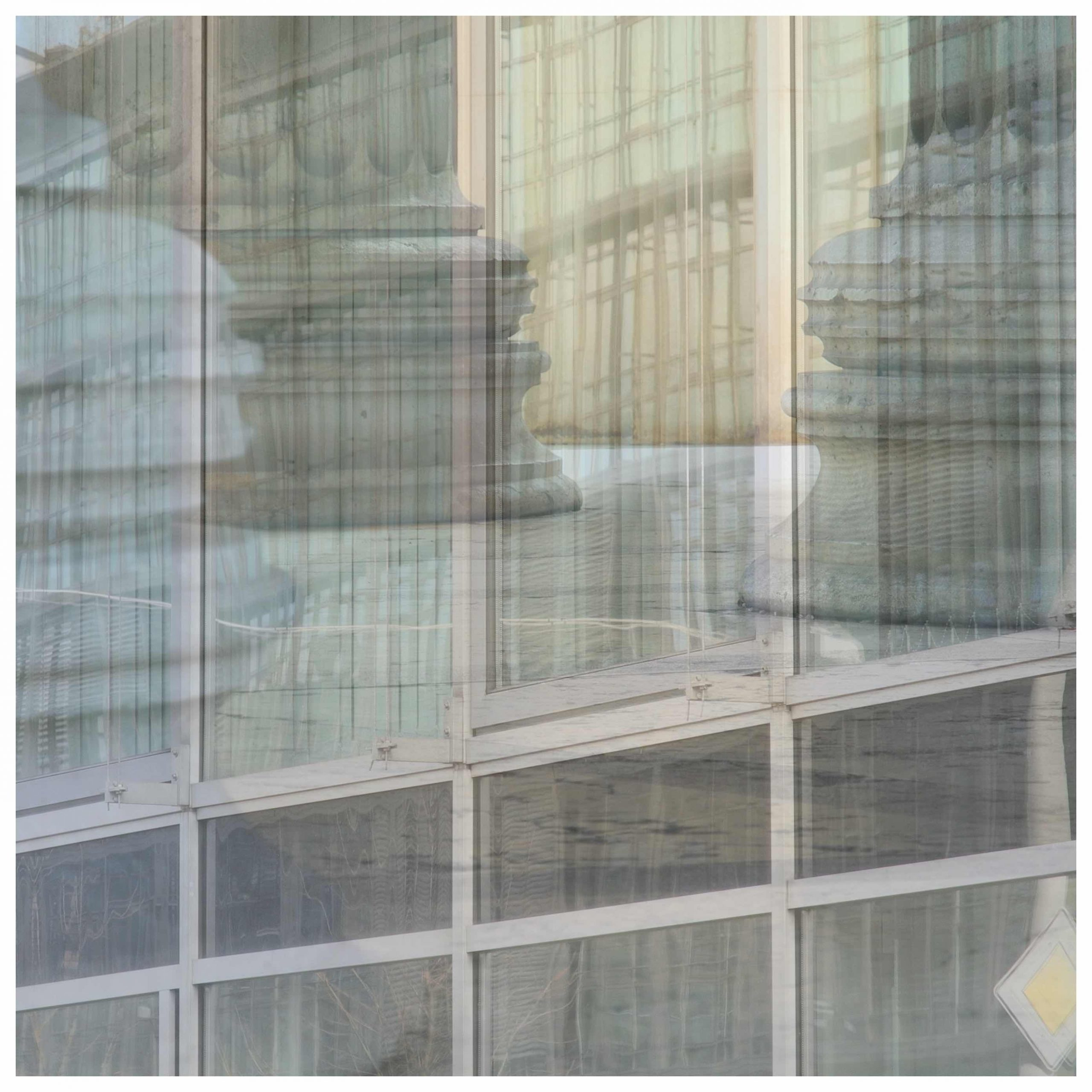 Glassäulen